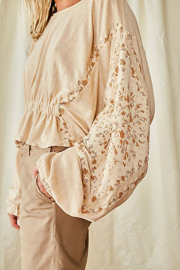 FREE PEOPLE: THROWBACK TOP