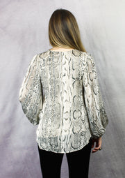 PARTY ANIMAL BLOUSE