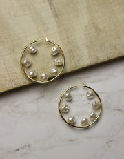 JANUARY PEARL HOOPS