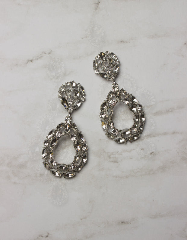 MARQUISE MELODY EARRINGS