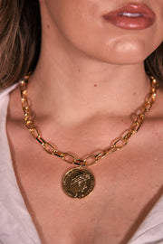OH SO TRACIE: GRANADA NECKLACE - SHORT