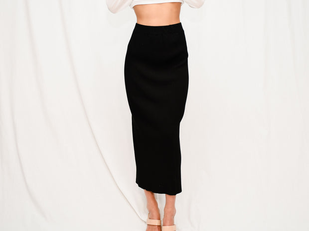TO HAVE & TO HUG MIDI SKIRT