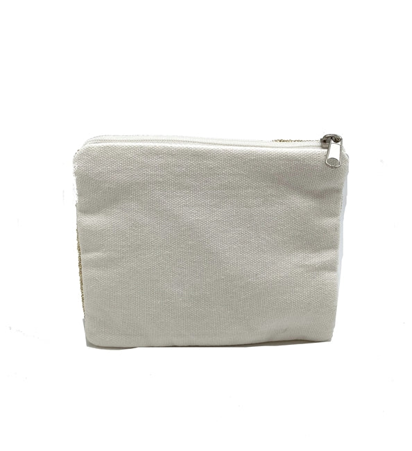 TEQUILA ZIP UP POUCH