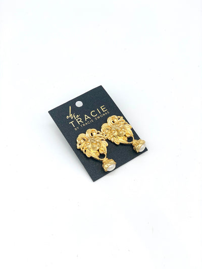 OH SO TRACIE: MILAN EARRINGS