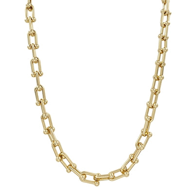 LAYER ME CHAIN TOGGLE NECKLACE
