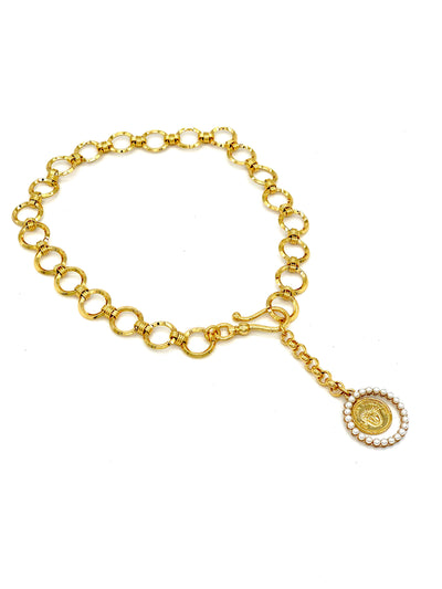 OH SO TRACIE: PALERMO NECKLACE