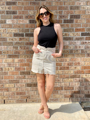 FREE PEOPLE:  ALPHA UTILITY MINI SKIRT