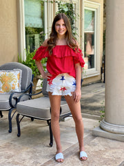 SEEING STARS DENIM SHORTS