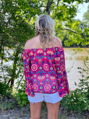 BLOOMING COMPANY BLOUSE