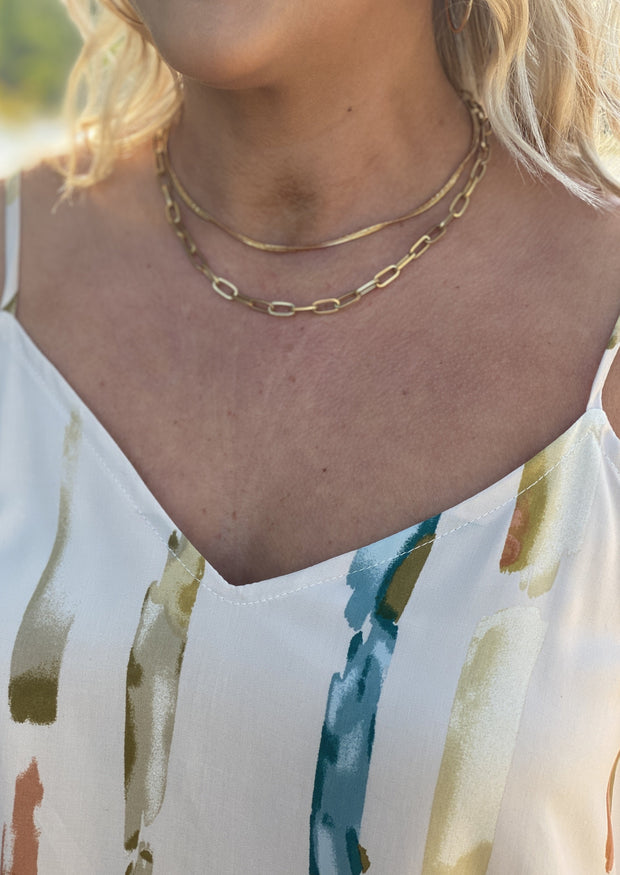 OH SO TRACIE:  JULIETTE NECKLACE