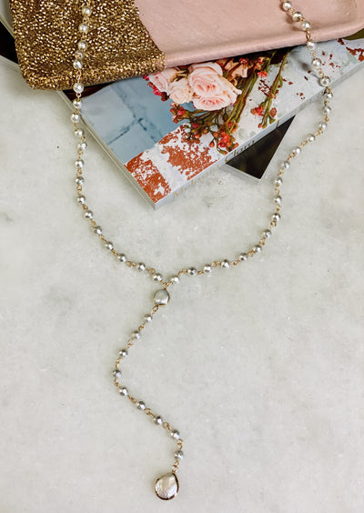 OH SO TRACIE: FELICITY NECKLACE