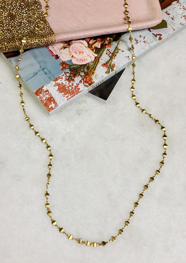 OH SO TRACIE: APRIL NECKLACE - LONG