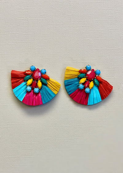TICKET TO PARADISE EARRINGS