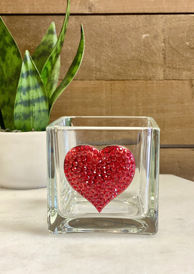 SWEETHEART CANDLE HOLDER