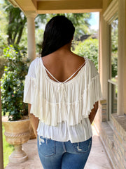OVERNIGHT SENSATION WHITE TOP