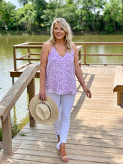 PRETTY IN PROVENCE TOP