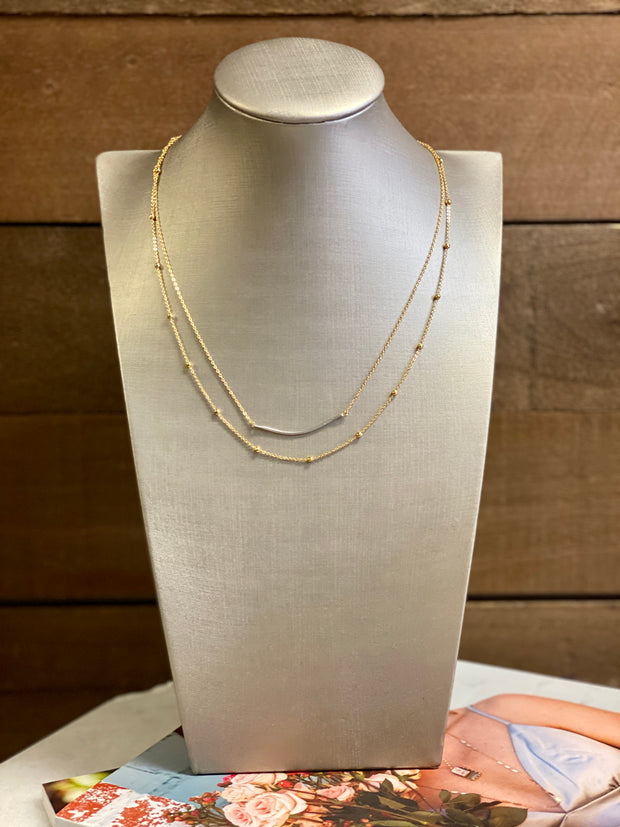 OH SO TRACIE:  NOELLE NECKLACE