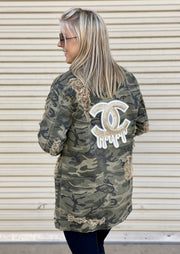 WEST WIND CAMO JACKET