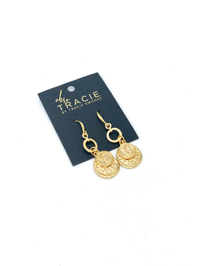OH SO TRACIE: GEMA EARRINGS