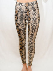 SNAKE STATE OF MIND LEGGINGS