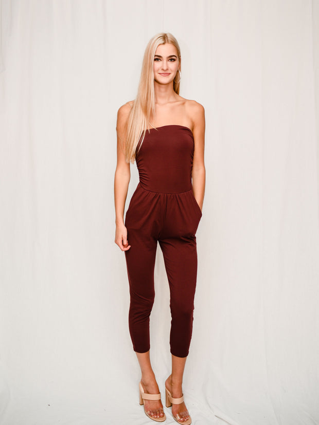 CHILLED WINE JUMPSUIT