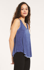 Z SUPPLY: THE VAGABOND TANK - VINTAGE BLUE