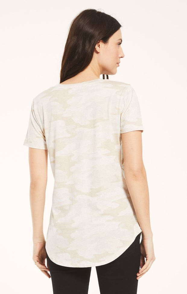 Z SUPPLY: POCKET CAMO TEE