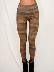 REPLAY CAMO LEGGINGS