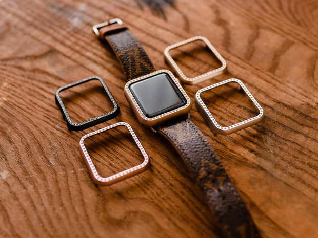 BLING APPLE WATCH CASE PROTECTOR