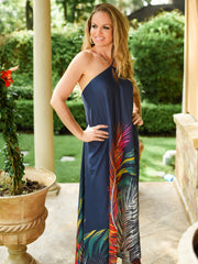 NEVER-ENDING VACATION MAXI DRESS