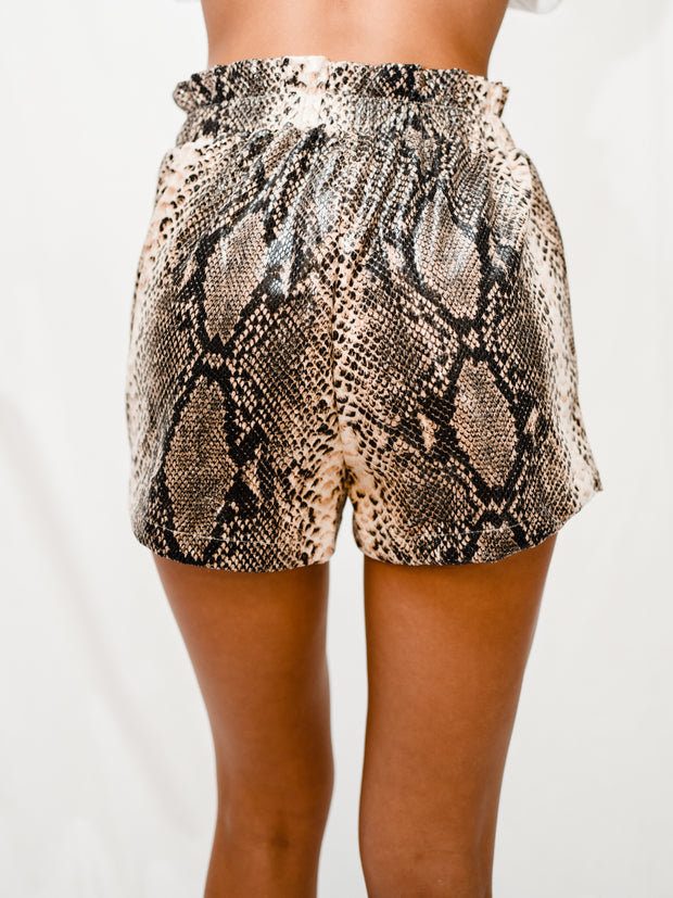SWIFT SNAKE SHORTS