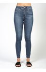 ARTICLES OF SOCIETY HIGH RISE CROP SKINNY JEAN