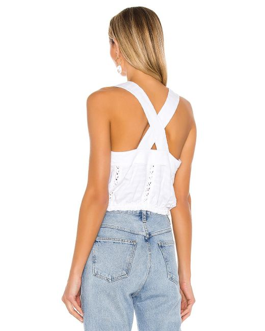 FREE PEOPLE:  SWEET SOMETHING TANK TOP