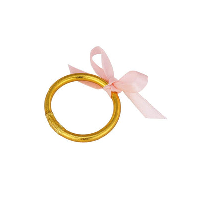BUDHA GIRL: GOLD ALL SEASON BANGLE BABY - SMALL/MEDIUM