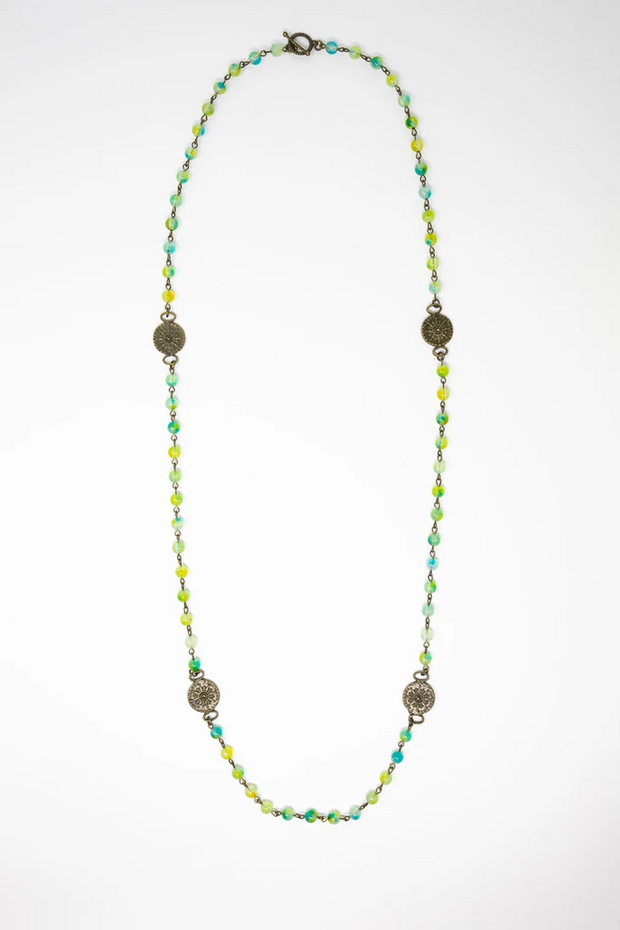 MELANIA CLARA: LUCY NECKLACE