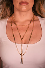 OH SO TRACIE: VALENCIA NECKLACE