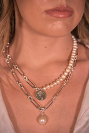 OH SO TRACIE: MALAGA NECKLACE