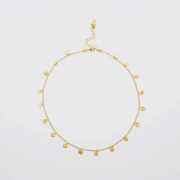 OH SO TRACIE: JACKIE NECKLACE - SHORT