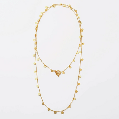 OH SO TRACIE: JACKIE NECKLACE - LONG