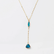 OH SO TRACIE: CHROMA NECKLACE