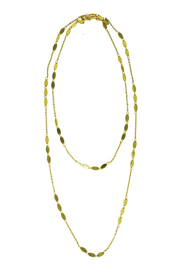 OH SO TRACIE: MALENA NECKLACE