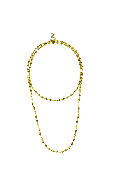 OH SO TRACIE: APRIL NECKLACE