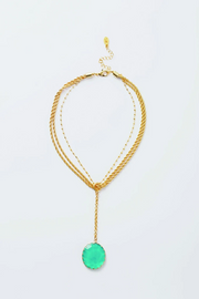 OH SO TRACIE: OLIVIA NECKLACE