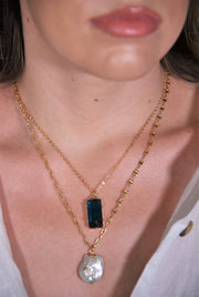 OH SO TRACIE: SEVILLE NECKLACE