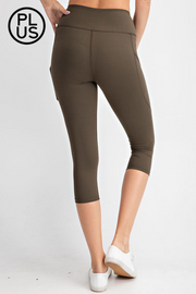 READY FOR IT CAPRI YOGA LEGGING