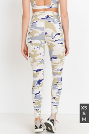 PASTEL CAMO LEGGINGS