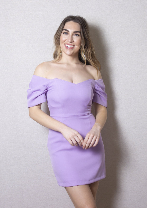 ALL I WANTED DRESS - LAVENDER