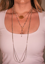 OH SO TRACIE: MARBELLA NECKLACE