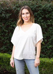 ELEVATED BASIC TOP