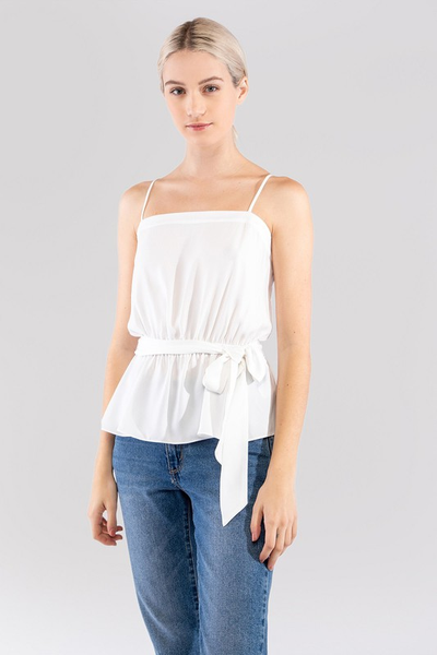 SUMMER LOVING TOP - WHITE